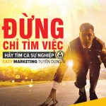 tuyển dụng Digital Marketer Eazy Marketing
